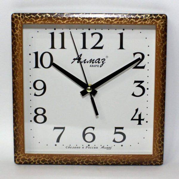 Часы настенные Алмаз CN043