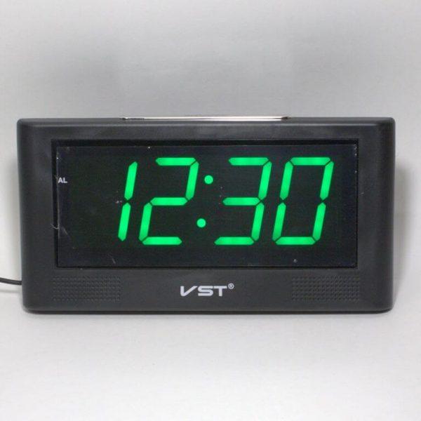 Часы настольные электронные сетевые VST-732