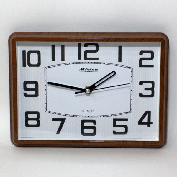 Часы настольные Mirron прямоугольные