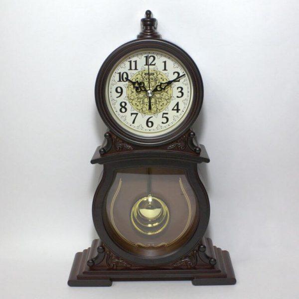 Часы настольные World с маятником