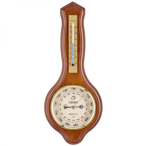 Барометр - термометр Север