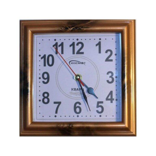 Часы настенные Космос квадратные