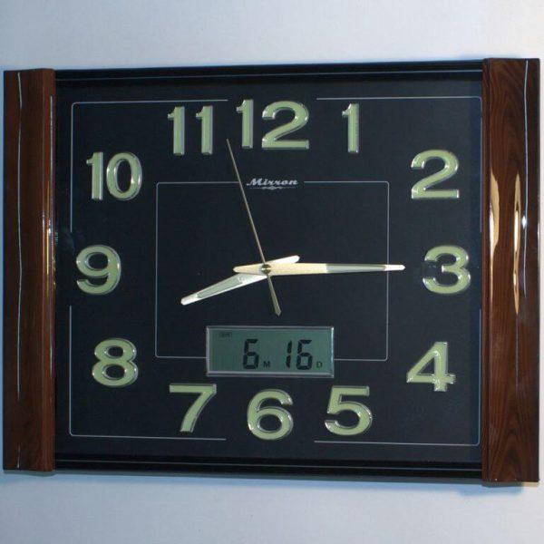 Часы настенные Mirron ЖК