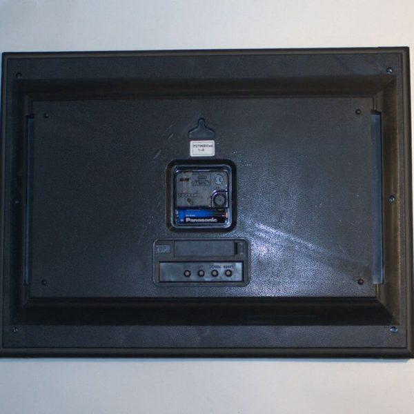 Часы настенные Mirron ЖК фото 2
