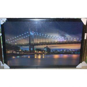 Картина (репродукция) Бруклинский мост