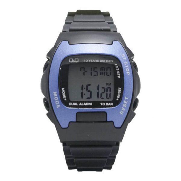 Часы наручные мужские Q&Q 100 м 10 лет