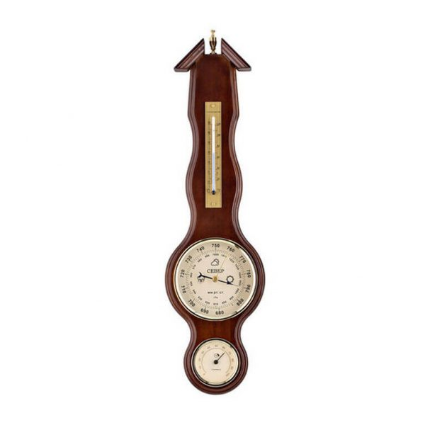 Барометр - гигрометр - термометр Север