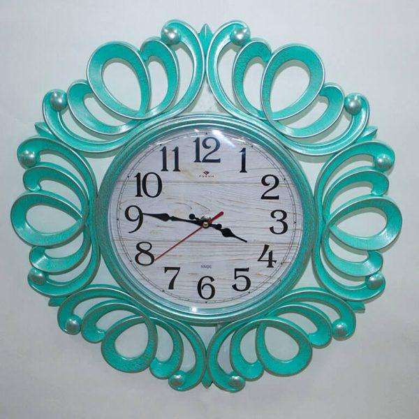 Часы настенные Рубин ажурные