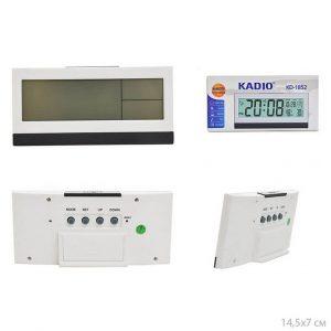 Часы настольные электронные ЖК CT035
