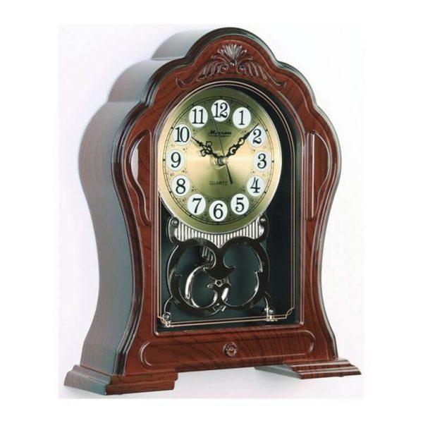 Часы настольные Mirron с маятником CT036