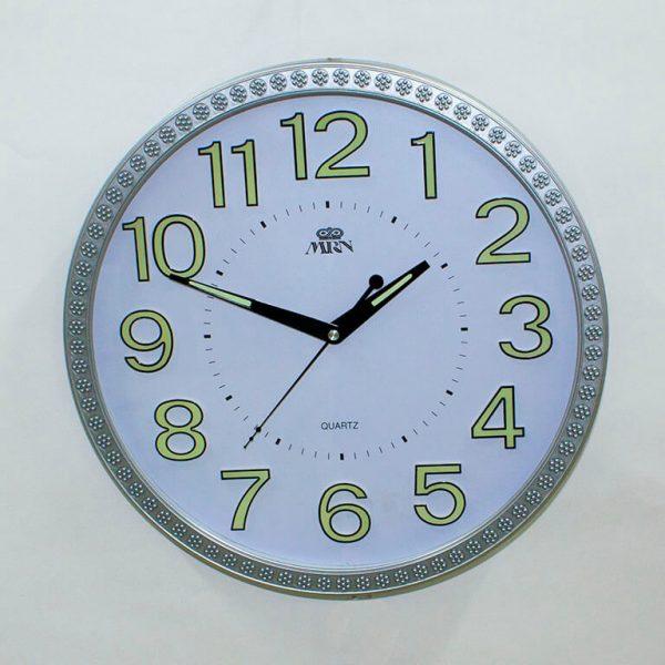 Часы настенные Mirron светонакопительные