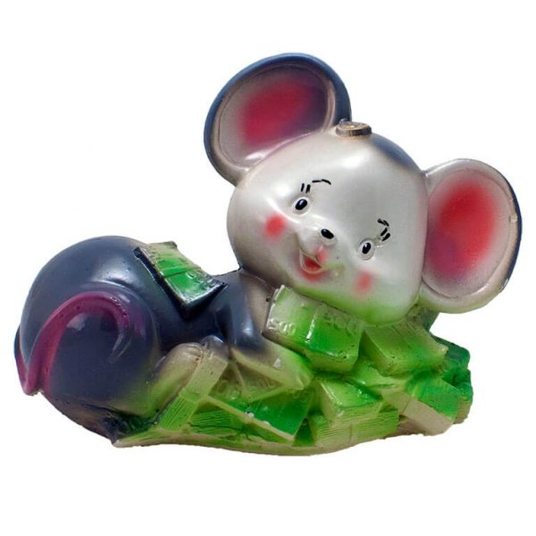 Копилка Мышь с купюрами