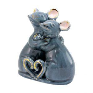 Статуэтка Крысы с сердечком