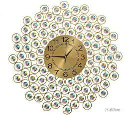 'Часы настенные Сияние золото 60 см