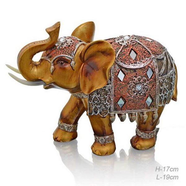 Статуэтка Слон 17 см