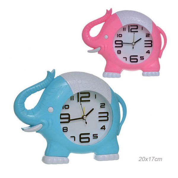 Часы настольные Слоник