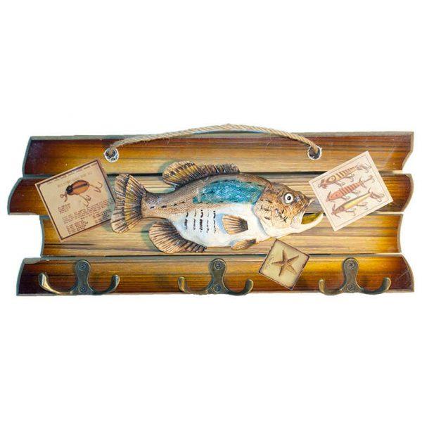 Ключница Рыба