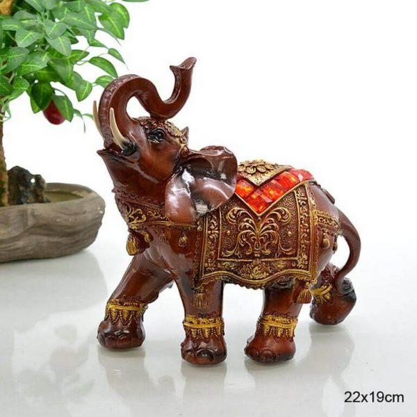 Статуэтка Слон 19 см