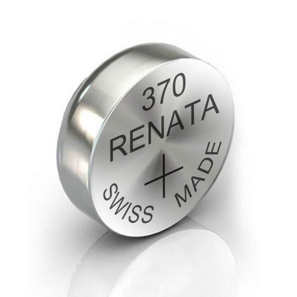 Батарейка Renata 370