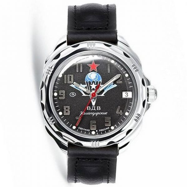 Часы наручные мужские Командирские ВДВ CM033
