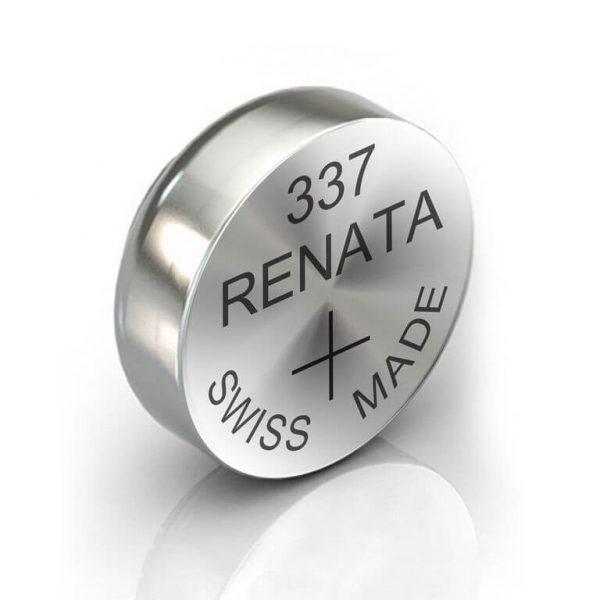 Батарейка Renata 337