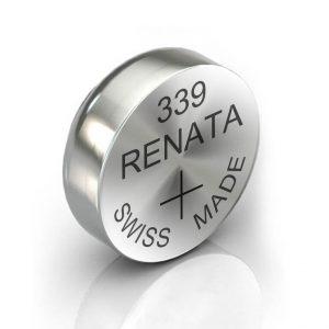 Батарейка Renata 339