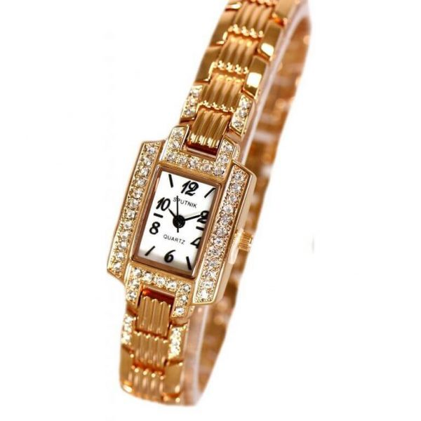 Часы наручные женские Спутник CGS002