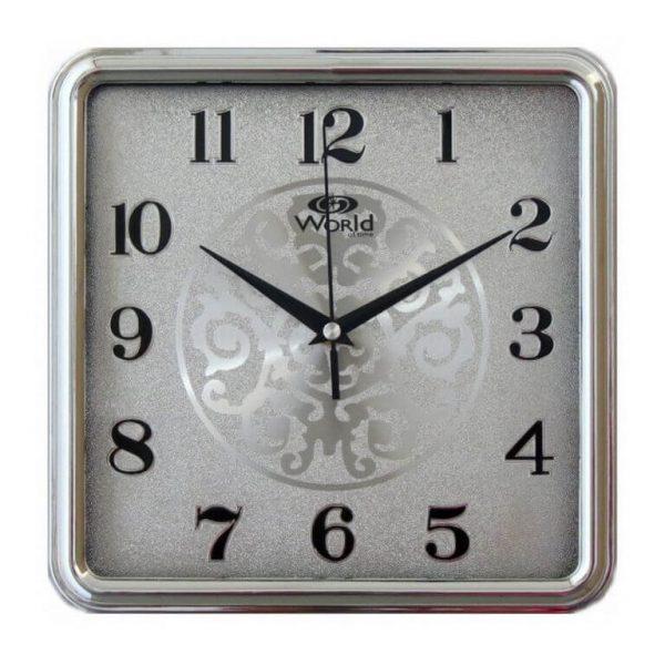 Часы настенные World квадратные