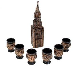 Сувенирный набор Кремль