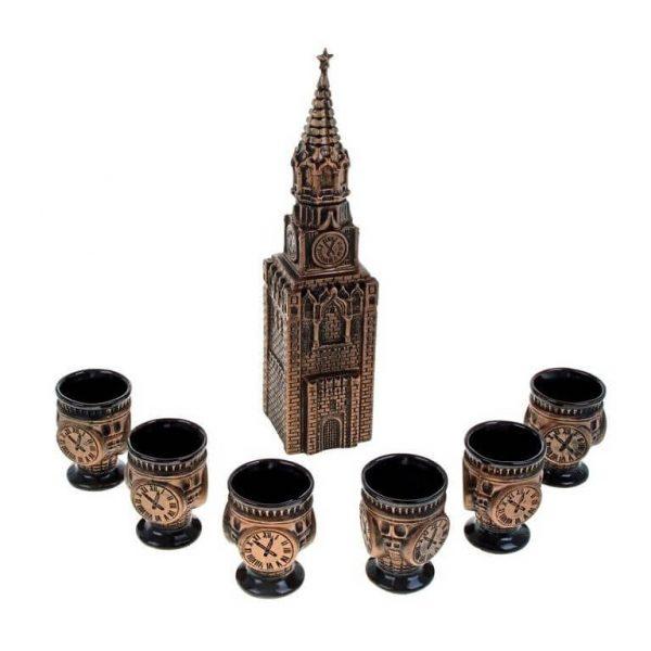 Сувенирный набор Кремль фото 1