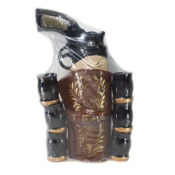 Сувенирный набор Револьвер