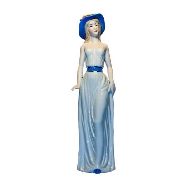 Статуэтка Девушка в шляпке фото 1