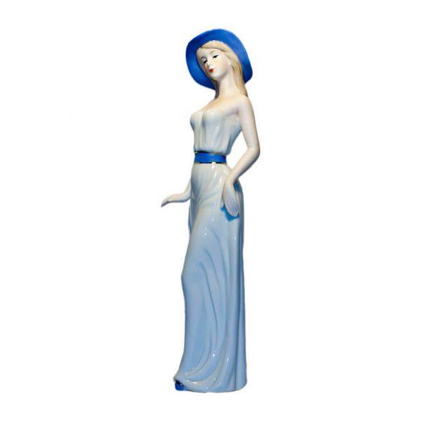Статуэтка Девушка в шляпке фото 2