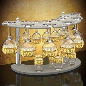Мини бар 18 предметов 44411 Флоренция светлый