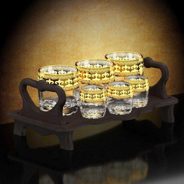 Мини бар 6 предметов На троих Византия