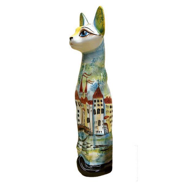 Статуэтка Кошка Венеция фото 1