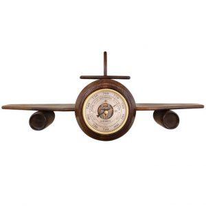 Барометр БМ-24 Самолёт фото 1