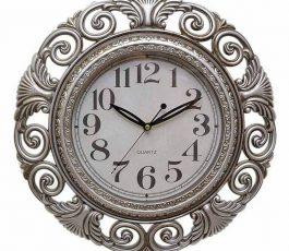 Часы настенные Узор