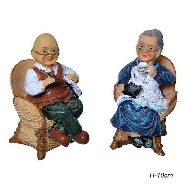 Статуэтка Бабушка Дедушка
