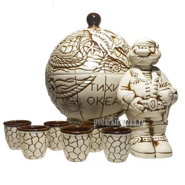 Сувенирный набор Глобус фото 4