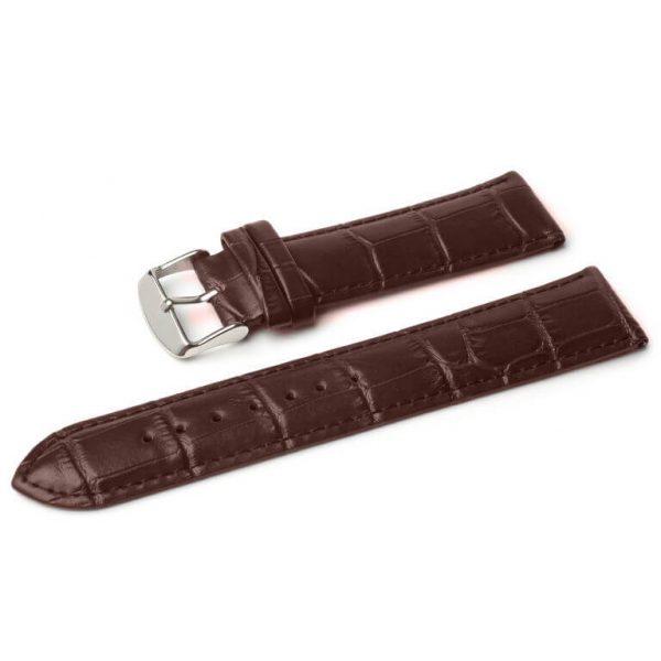 Ремешок для часов C4 тёмно-коричневый