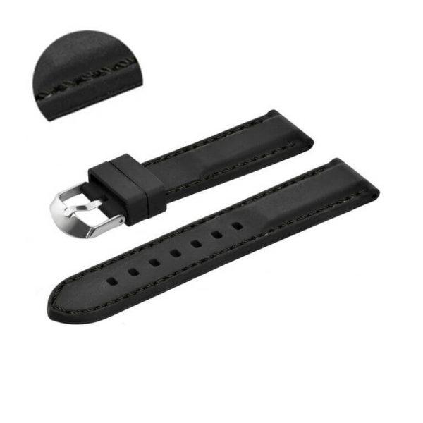 Ремешок для часов силиконовый E1-404