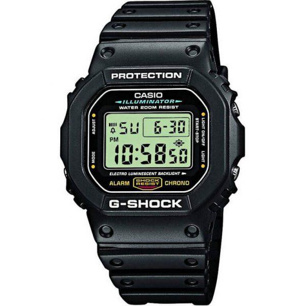 Casio G-SHOCK DW-5600E-1V фото1